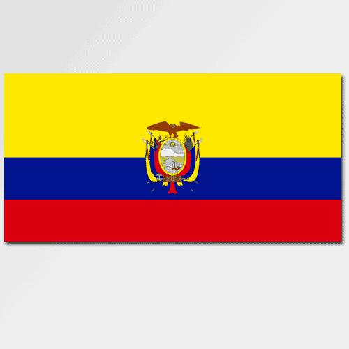 Bandiere answer: ECUADOR