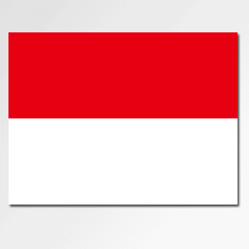 Bandiere answer: INDONESIA