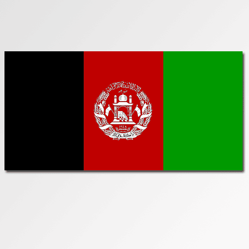 Bandiere answer: AFGHANISTAN