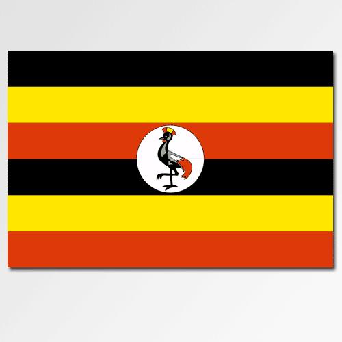Bandiere answer: UGANDA