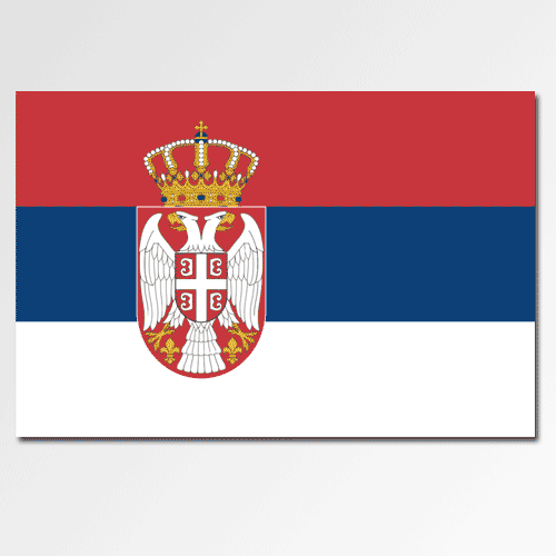 Bandiere answer: SERBIA
