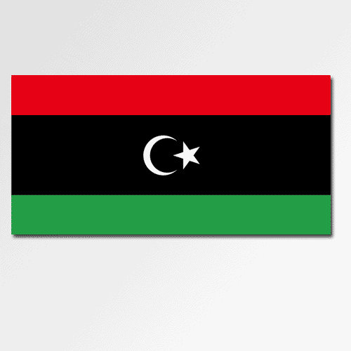 Bandiere answer: LIBIA