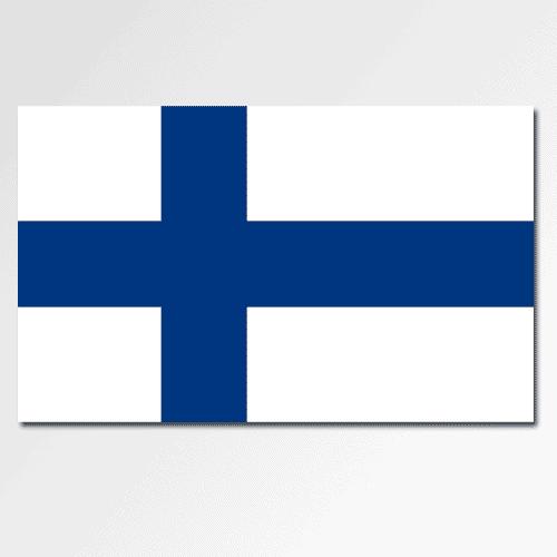 Bandiere answer: FINLANDIA