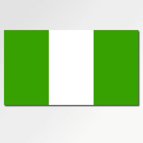 Bandiere answer: NIGERIA