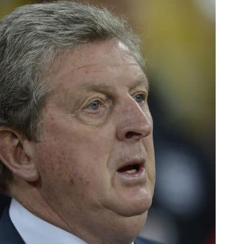 Calcio answer: ROY HODGSON