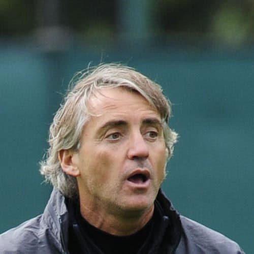 Calcio answer: ROBERTO MANCINI