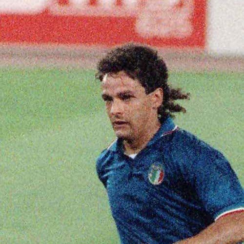 Calcio answer: BAGGIO