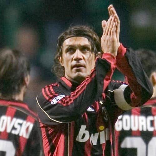 Calcio answer: PAOLO MALDINI