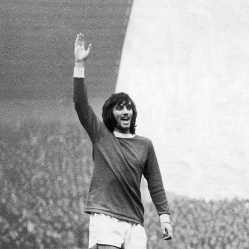 Calcio answer: GEORGE BEST