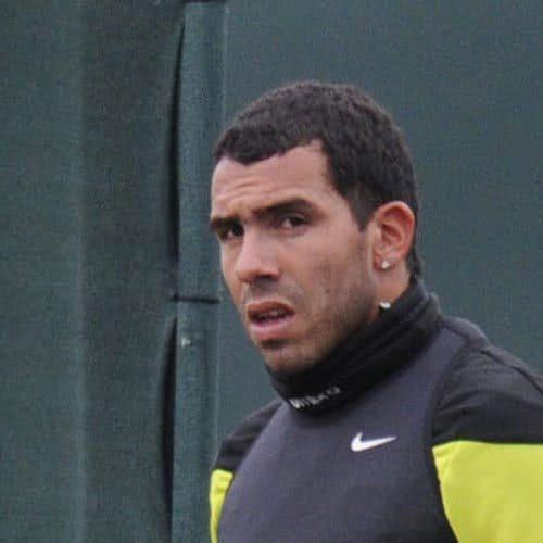 Calcio answer: CARLOS TEVEZ