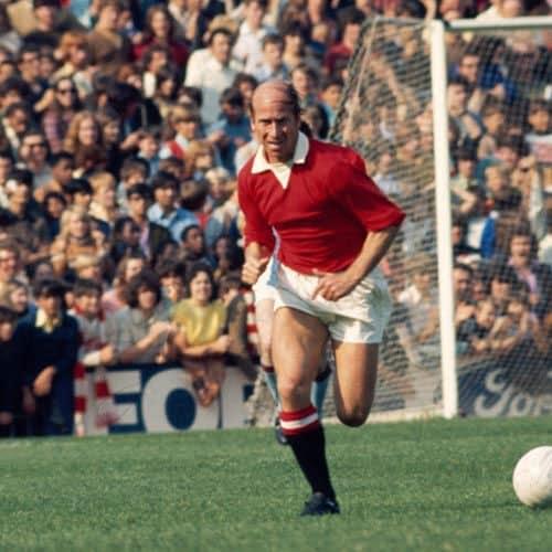 Calcio answer: BOBBY CHARLTON