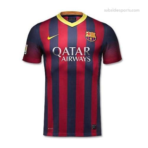 Calcio answer: FC BARCELONA