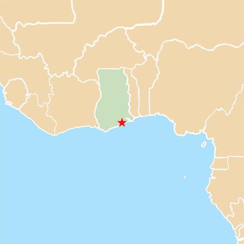 Capitali answer: ACCRA