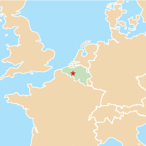Capitali answer: BRUXELLES