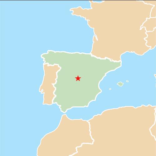 Capitali answer: MADRID