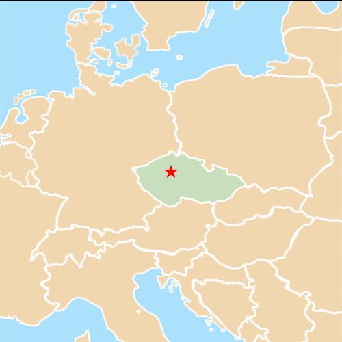 Capitali answer: PRAGA