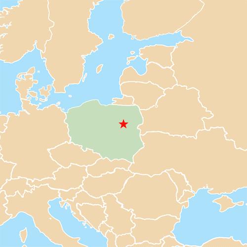 Capitali answer: VARSAVIA