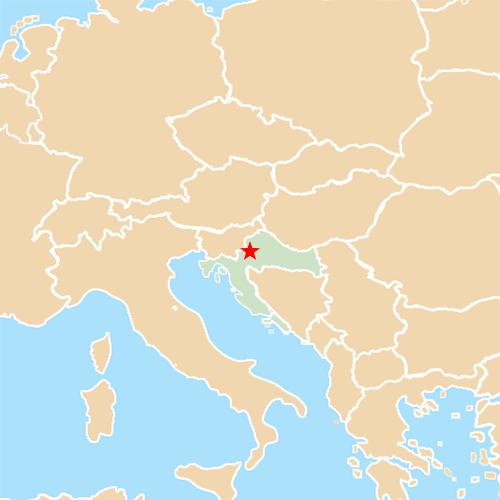 Capitali answer: ZAGABRIA