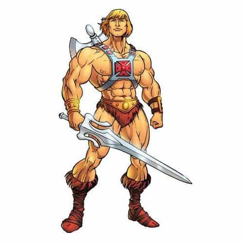 Cartoni animati answer: HE-MAN