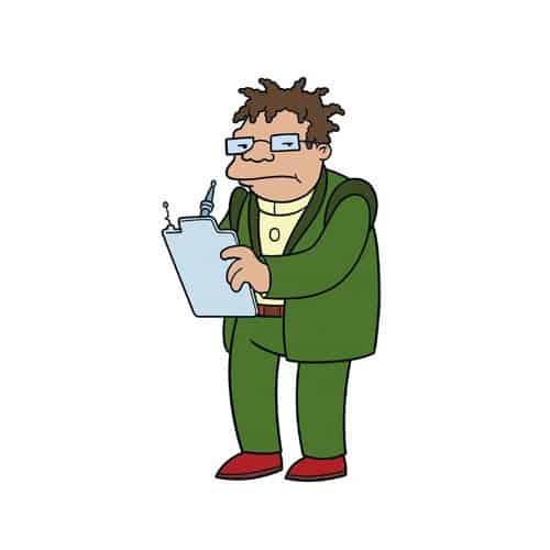 Cartoni animati answer: HERMES