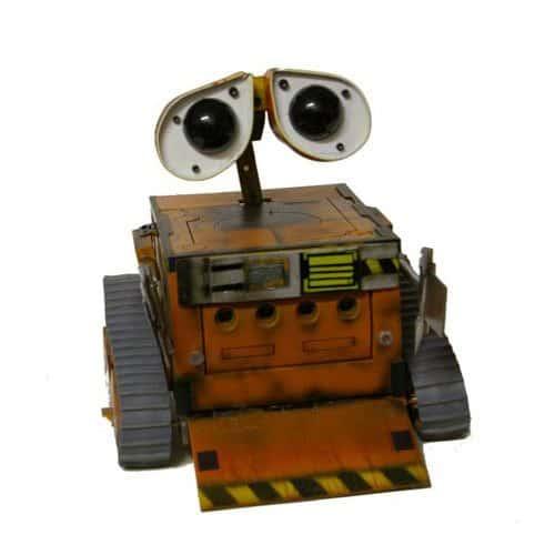 Cartoni animati answer: WALL-E