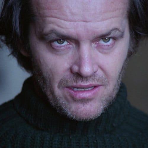 Cattivi dei film answer: JACK TORRANCE