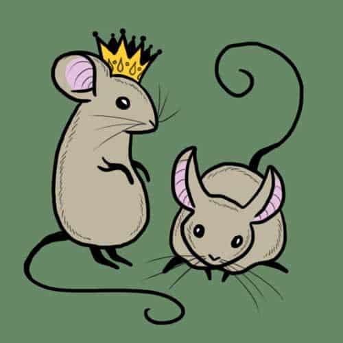 Fiabe answer: THE MOUSE KING