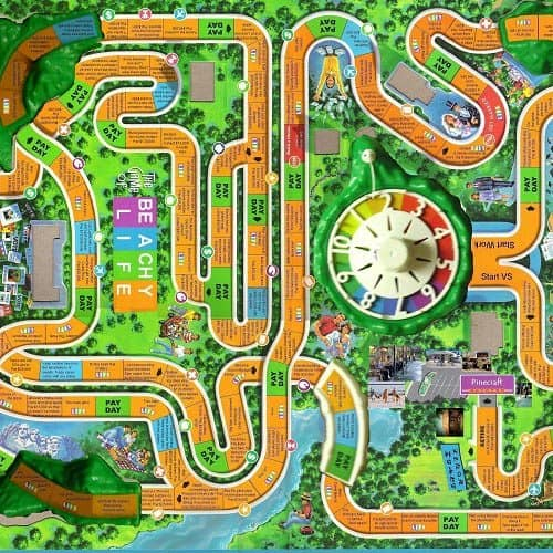 Giochi answer: GAME OF LIFE