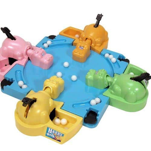 Giochi answer: HUNGRY HIPPOS