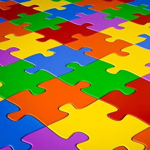Giochi answer: PUZZLE