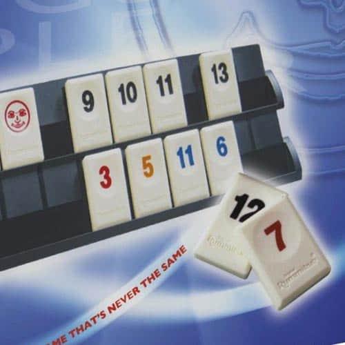 Giochi answer: RUMMIKUB