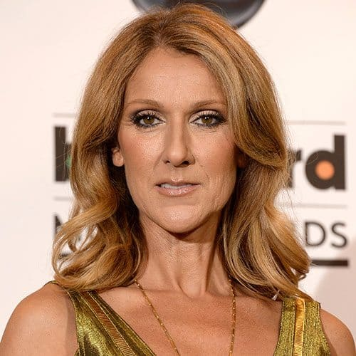 Icons answer: CELINE DION