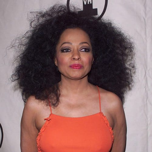 Icons answer: DIANA ROSS