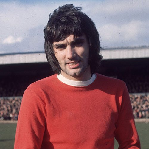 Icons answer: GEORGE BEST