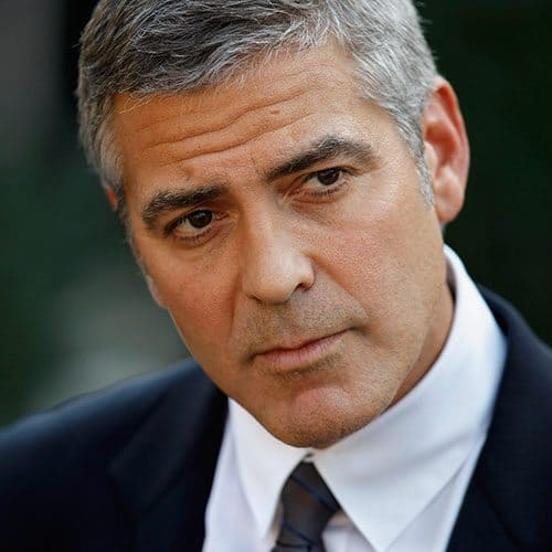 Icons answer: GEORGE CLOONEY