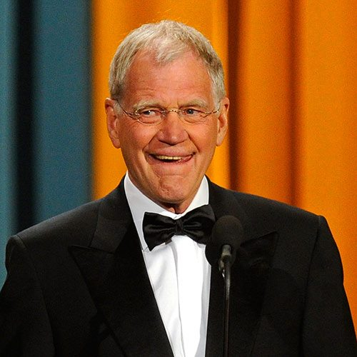 Icons answer: LETTERMAN