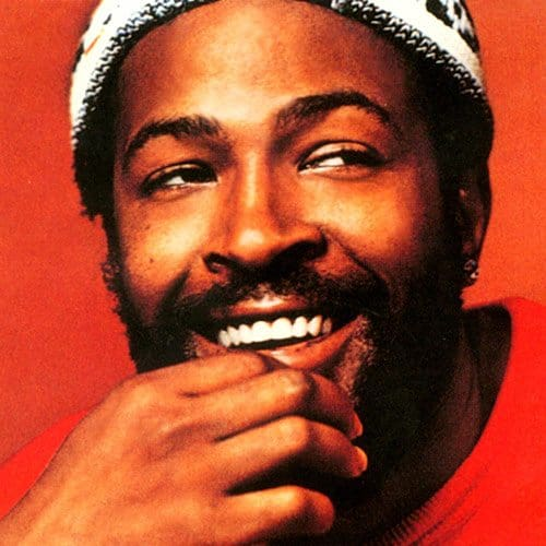 Icons answer: MARVIN GAYE