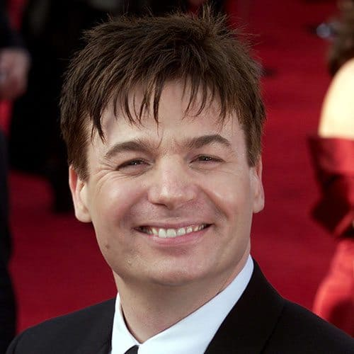Icons answer: MIKE MYERS