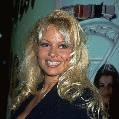 Icons answer: PAMELA ANDERSON