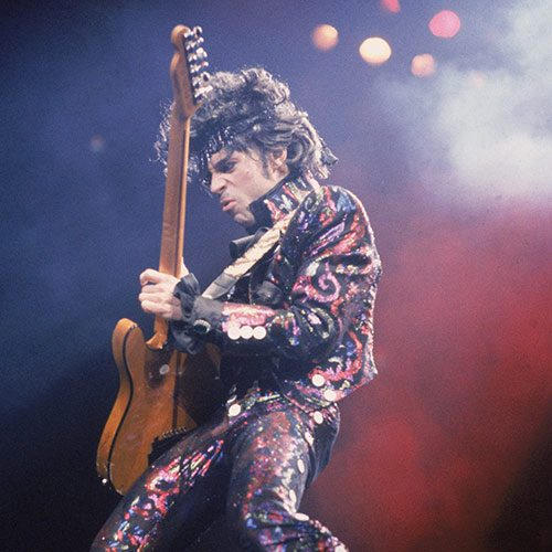 Icons answer: PRINCE