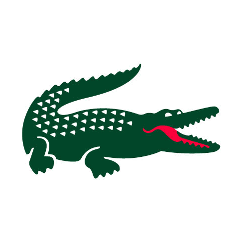 Loghi answer: LACOSTE