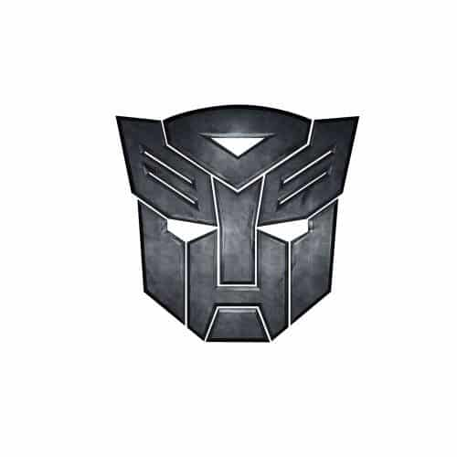 Loghi answer: TRANSFORMERS
