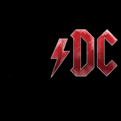 Loghi di gruppi answer: AC DC