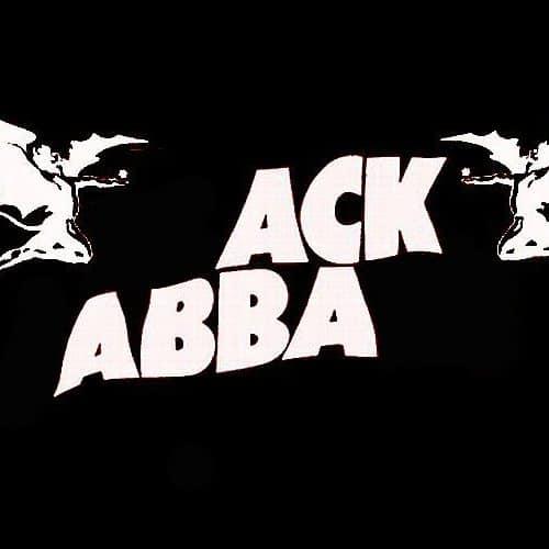 Loghi di gruppi answer: BLACK SABBATH