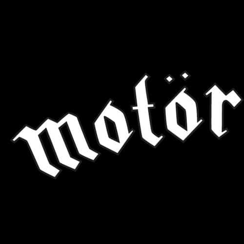 Loghi di gruppi answer: MOTORHEAD
