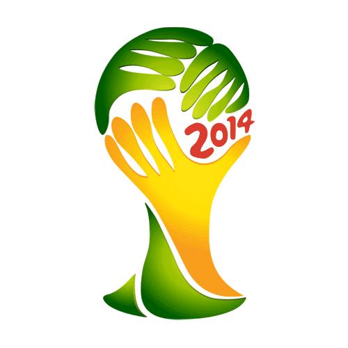 Loghi sportivi answer: BRASILE 2014