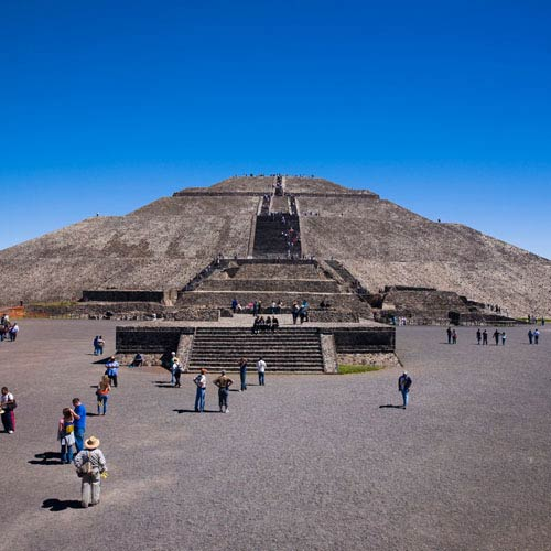 Meraviglie answer: TEOTIHUACAN