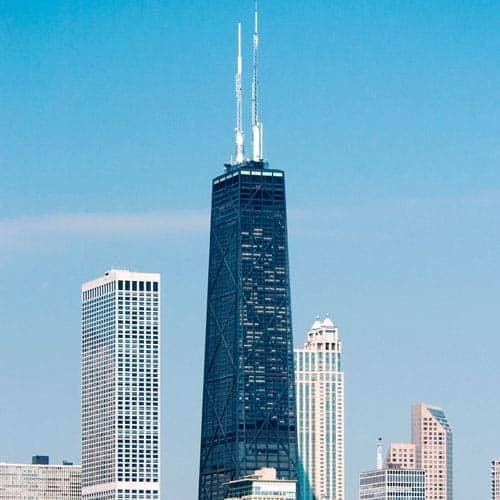 Meraviglie answer: WILLIS TOWER