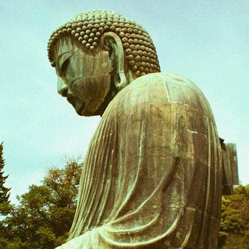 Meraviglie answer: BUDDHA GIGANTE