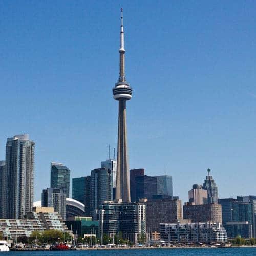 Meraviglie answer: CN TOWER